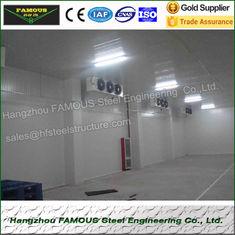 中国 ブドウによって冷やされている貯蔵のための冷蔵室装置の標準的な歩行 サプライヤー