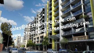中国 産業、住宅のための商業鋼鉄建物および土木工事 サプライヤー