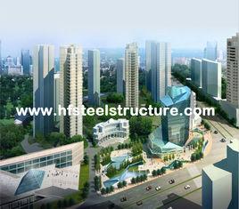 中国 OEM の産業鋸引きは、ひいて、打って多階の鋼鉄建物を防水し、 サプライヤー