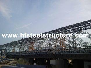 中国 防水のおよび前設計されたプレハブの鋼鉄構造スチールの製作 サプライヤー