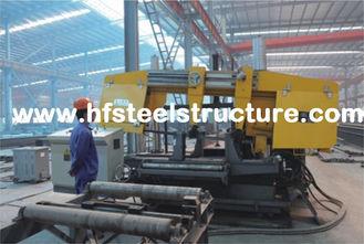 中国 溶接し、ブレーキがかかり、転がり、そして電気電流を通された、塗る構造スチールの製作 サプライヤー