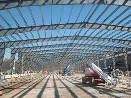 中国 鋼鉄馬小屋は大きいショッピング モールのための建物を前設計しました サプライヤー