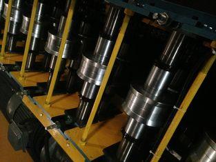 中国 二重層の機械によって艶をかけられるタイル ロール形態を形作る壁パネル ロール サプライヤー