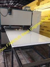 中国 クラッディングのために耐熱性ガラスによって絶縁されるサンドイッチ パネル サプライヤー