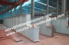 中国 Q345 によってカスタマイズされた軽いプレハブの鋼鉄建物の設計は取除きました 工場