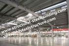 中国 回転-キー・プロジェクト、Q345 鉄骨フレームの構造の研修会のための鉄骨フレームの建物 工場