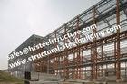中国 中国の製造者からの構造スチールの組み立ての倉庫そしてプレハブの鋼鉄建物の価格 工場