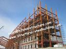 鉄骨構造の建物のホテルのプロジェクトは鋼鉄建築構造を組立て式に作りました