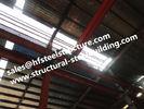 Customize Prefab Industrial Steel Buildings Frame Apartment  / residential steel buildings