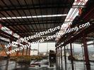 中国 産業住宅の商業鋼鉄建物、プレハブの鋼鉄建物 工場