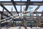 中国 アパートのためのプレハブの産業多階の鋼鉄建物の需要が高い 工場