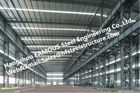 電流を通された鋼鉄表面処理の製造された鋼鉄産業鋼鉄建物