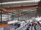 プレハブの産業鋼鉄建物、倉庫のための単一のスパンの鋼鉄構造建物
