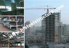 中国 アーチ様式の商業鋼鉄建物、冷間圧延された鋼鉄軽量の門脈の木造家屋 工場