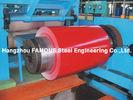 中国 構造亜鉛 Al Zn AZ のためのシリコーンによって変更されたポリエステル SMP Prepainted 鋼鉄コイルは鋼鉄コイルを Prepainted 工場