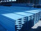 中国 工業ビル、ガレージ、ベランダのための電流を通された鋼鉄 Purlinss そして Girts 工場