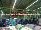 中国 亜鉛コーティングが付いている熱い電流を通された Galvalume Prepainted 鋼鉄コイル 工場
