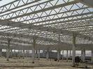 高力管のトラスおよび H のセクション・ビームの構造スチールの産業研修会