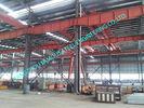 中国 C の母屋との金属によってカスタマイズされるプレハブの産業鋼鉄建物の容易な建設 工場