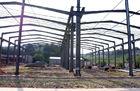 中国 鉱山の貯蔵の鋼鉄-木造家屋、速い建設 PEB のプレハブの鋼鉄建物 工場