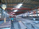 中国 産業鋼鉄建物を貯蔵して下さい/鋼鉄建物を組立て式に作りました 工場