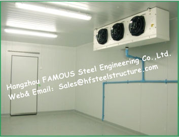 PUサンドイッチ パネルが付いている太陽系箱の貯蔵のフリーザーのクーラーそして送風フリーザーの冷蔵室