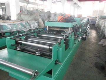 Z の母屋は油圧の電流を通された鋼鉄のための機械の形成を冷間圧延します