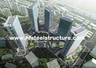 電流を通される堅く、耐久、熱いすくい産業防水多階の鋼鉄建物