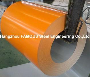 PPGI PPGL は Prepainted 鋼鉄コイル Prepainted Galvalume に、等級別にします ASTM を電流を通しました