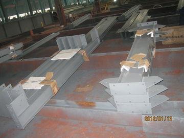 倉庫フレームのための構造スチールの製作の産業鋼鉄建物