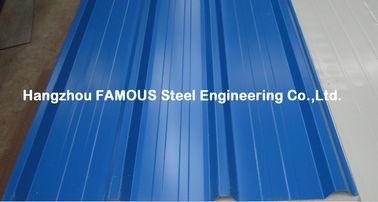 色は鋼鉄コイル JIS ASTM の熱い浸された電流を通された Prepainted 鋼鉄コイルに塗りました