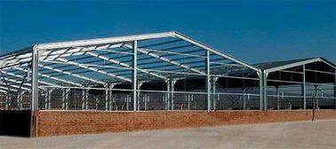 溶接されるか、またはつや出し、駅、Q235 及び Q345 構造金属のトラス倉庫