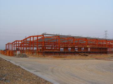 引き締まる産業構造鋼鉄製品プレハブの鋼鉄組み立てシステム