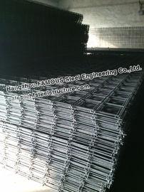 鋼鉄建物のための高力 HRB500E の鋼鉄金属の建物キット