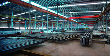 電気電流を通された、塗る鋼鉄組み立てシステム、構造に鋼鉄製品の引き締まること